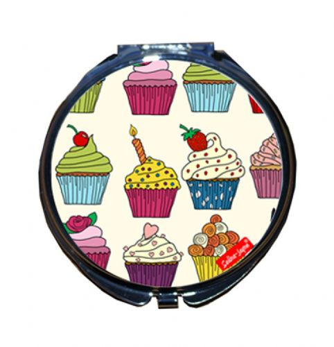 Selina-Jayne Cupcakes Limited Edition Compact Mirror